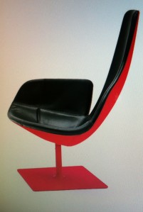 Elle. Fjord chair 200 by Patricia Urquiola for Moroso
