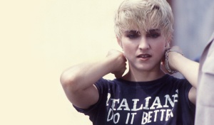 made italy madonna-papa-dont-preach-video-italians-do-it-better-tshirt-dolce-and-gabbana-1986