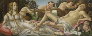 Venus_and_Mars_National_Gallery boticelli