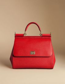D&G Dauphine bag red