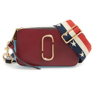 marc jacobs military bag snapshot colourblock bag