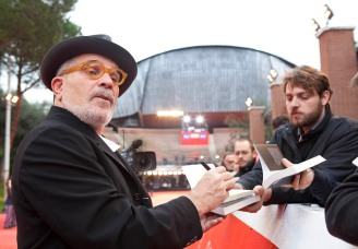 Festa del Cinema di Roma 2016 - Red Carpet David Mamet